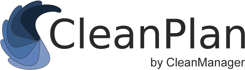 CleanPlan by CleanManager, logo